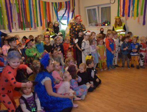 Karneval im Kindergarten Helau-Hurra